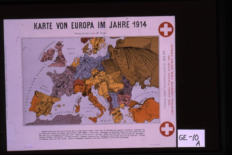 Karte Von Europa 1914.Karte Von Europa Im Jahre 1914 10 Deises Preises Erhalt Das